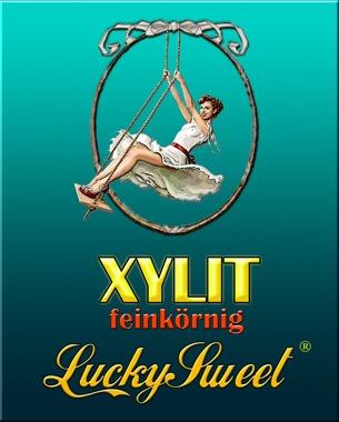 Lucky-Sweet Xylit feinköring